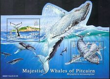 Pitcairn Islands 2006 Humpback Whale/Animals/Marine/Nature 2v m/s (n16807)