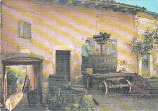 Carte postale CAMPAGNE viticulteur pressoir vendanges vin