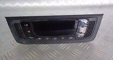 2012 SEAT IBIZA 1.4 PETROL 3DR AC HEATER CONTROL PANEL SWITCH 6J0820043D