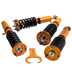 Racing Coilover Shock for BMW E39 96-03 5-Series RS Coilovers Suspension New