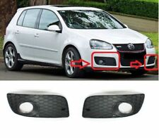 NEW VW GOLF V MK5 2005 - 2009 PAIR GTI FRONT BUMPER LOWER GRILLE RIGHT + LEFT