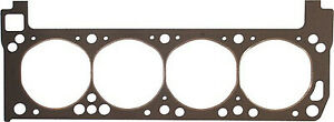 Pair (2) head gaskets for Ford 351C, 351M, 400 CID 1970 - 1982 no re-torque!