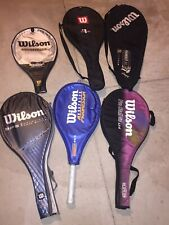 Wilson Bag Case Cover for Tennis Racquet Racket Bags Cases Covers Protect Frame