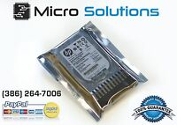 "HP 300GB 10K RPM 2.5"" 492620-B21 DG0300BALVP SAS HDD Hard Drive"