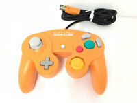 Nintendo GameCube Controller Orange GC Game Cube Japan Japanese 10231