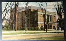 Postcard Colonial Theatre Pittsfield Mass.