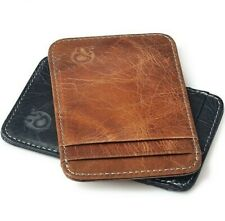 Mini Slim Wallet Credit Card Holder Women Men Mini Wallet ID Case High Quality