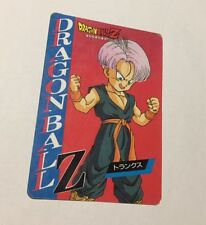 Carte dragon ball -  Regular banpresto jumbo roulette N*14 japan