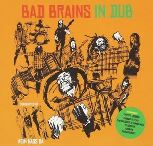 BAD BRAINS IN DUB - CONDUCTED BY KEIN HASS DA  CD NEW!