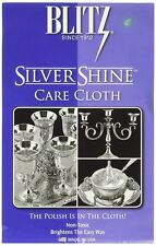 Blitz Silver/Sterling Silver/Silver Plate Shine Care Cloth High Quality Material