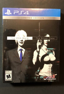The 25th Ward the Silver Case [ Limited Edition Box Set ] (PS4) NEW