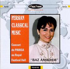 FREE US SHIP. on ANY 3+ CDs! ~Used,Good CD Persian Classical Music: Baz Amadam I