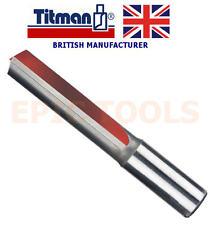 """TITMAN ROYAUME-UNI made H122 1/2"""" x 50 mm 2"""" Kitchen Fitters TCT PLAN DE TRAVAIL CUISINE routeur Cutter Bit"""
