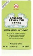 Min Shan, Long Dan Xie Gan Wan, 200 ct