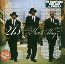 213 - The Hard Way CD