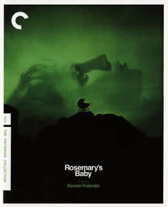 Rosemary's Baby (1968) (The Criterion Collection) BLU-RAY NEW