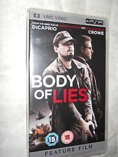 BODY OF LIES UMD FOR SONY PSP NEW AND SEALED