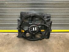 BMW 1 Series E87 LCI 120D N47D20A 300W Radiator Fan Housing With Fan