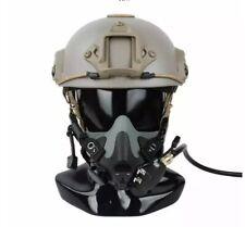 TMC PHT Halo / HAHO Mask - Helmet Mount SF, SAS SEALS DEVGRU OPS Cosplay