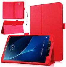 """For Samsung Galaxy Tab A 10.1""""A6 2016 SM-T580 T580N Leather stand cover case TPU"""