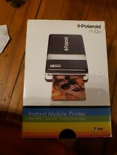 Polaroid PoGo Instant Mobile Printer with Zink Zero Ink Printing Technology