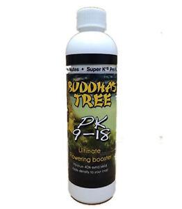 Buddhas Tree PK 9-18 Plant Nutrient Ultimate Flowering Booster Hydro Soil - 1L