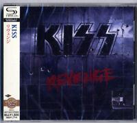 KISS-REVENGE-JAPAN SHM-CD D50
