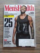 MEN'S HEALTH MAGAZINE, 25 STRENGTH BUILDING SECRETS, NOVEMBER 2013