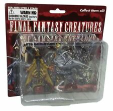 Final Fantasy Creatures Bahamut Zero Death Gaze Figures