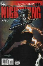 NIGHTWING #150 / BATMAN R.I.P. / TOMASI / RAGS / BAIR  / DC COMICS