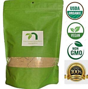 1 lb (16 OZ)Organic Ground Ginger Root Powder, Non-GMO, Kosher. FREE SHIPPING!!!