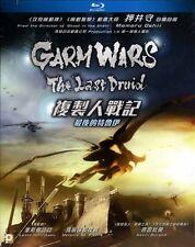 "Mamoru Oshii ""Garm Wars: The Last Druid"" Lance Henriksen Sci-Fi Region A Blu-Ray"
