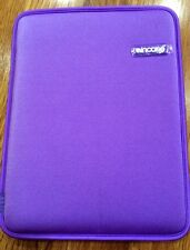Incase Lavender Neoprene Slip In Sleeve Plus For iPad 1-2-3  NEW!