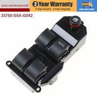 New Electric Power Window Master Switch 35760-S9A-G042 For Honda CRV 2002 - 2006