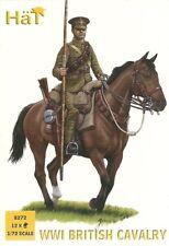 HAT 1/72 (20mm) WWI British Cavalry