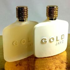 GOLD by Jay Z 2 Piece Gift Set 3.0 OZ EDT Cologne and Aftershave UNBOX
