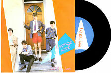 "ORANGE JUICE - LOVE LOVE / INTUITION TOLD ME - 7"" 45 VINYL RECORD PIC SLV 1981"