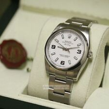 Rolex Men's Adult Wristwatches with Sapphire Crystal