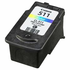 Genuine Canon PG-510 & CL-511 Ink Cartridges For Canon PIXMA Printers
