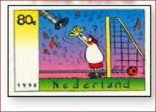 HOL9808 Football 1 stamps