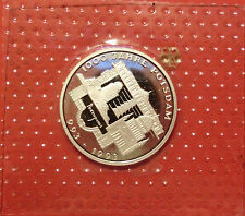 BRD 10 Deutsche Mark 1993 F Potsdam PP  15,5g  625er Silber