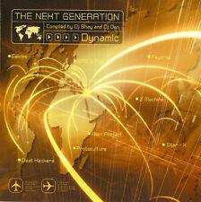 Dynamic The Next Generation psy goa trance Eskimo GMS Alien Project Z Machine