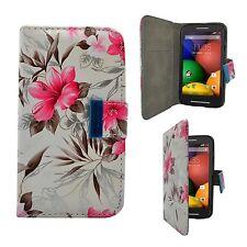 Custodie portafoglio con un motivo, stampa per cellulari e palmari Motorola
