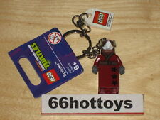 LEGO Teenage Mutant Ninja Turtles Keychain Splinter New