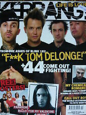 KERRANG 1132 - +44 - MY CHEMICAL ROMANCE - MUSE