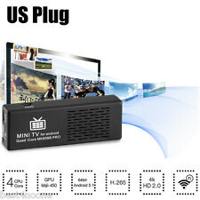 MK808B PRO TV Box Amlogic S905 Android5.1 HD2.0 BT4.0 WiFi Built-in Antenna US
