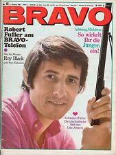 BRAVO 1967 Nr. 41 (1-2) schöner Zustand Heft komplett, ROY BLACK Mittelposter