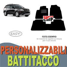 PER CHEVROLET CAPTIVA TAPPETINI PER AUTO SU MISURA MOQUETTE E BATTITACCO | EASY
