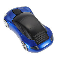 2.4GHz Wireless 1600DPI 3D Car Shape Optical Usb Gaming Mouse for PC laptop Hot