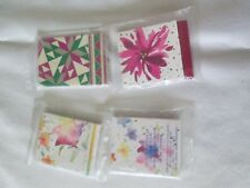 Avon Four Portable Matchbook Emery Board 6 Inside Each* *New Sealed* Old Stock